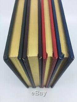 Presse Easton Winnie L'ourson Et Collected Stories A. A. Milne 4v Leather