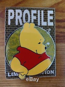 Profil Winnie L'ourson Fantasy Disney Style Wdi, Broche Le 35