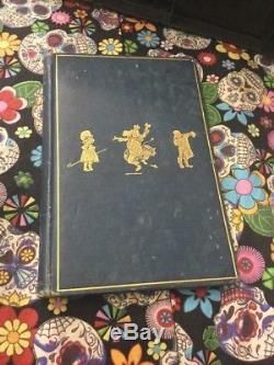 Quand Nous Étions Très Jeunes A A Milne 1925 Hardback Doré, Winnie L'ourson