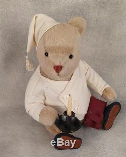 R John Wright 13 La Nuit, Winnie L'ourson Le Mint Dans La Boîte 1998 Chandeliers