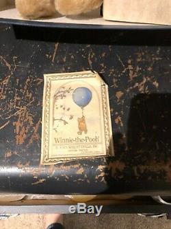 R. John Wright Dolls Winnie L'ourson, Le, 13 De Haut, Ours Avec Boîte