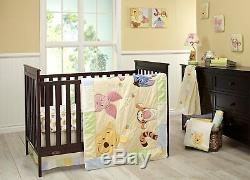 Rare New Babies R Us Exclusive Disney Winnie L'ourson Literie Peeking Pooh