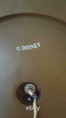 Rarissime! Walt Disney Winnie The Pooh Tigger Statue De Lampe Figurine Géante
