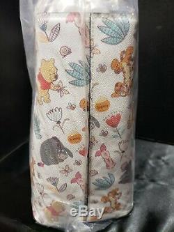 Sac Fourre-tout Winnie L'ourson Disney Dooney Bourke Nouveau Porcelet Tigger Eeyore Des Tn-o.