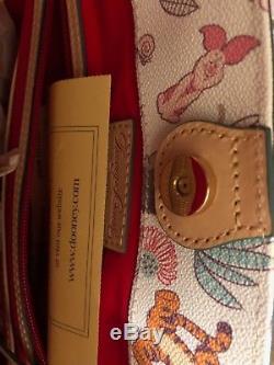 Sacoche Disney Dooney & Bourke Winnie L'ourson Et Ses Copains