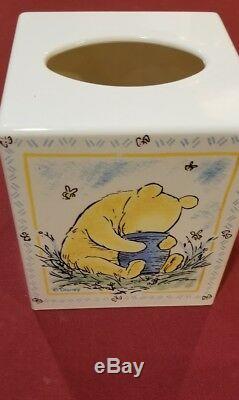 Salle De Bain Vintage Des Années 1990 Winnie The Pooh Utilisée En Très Bon État