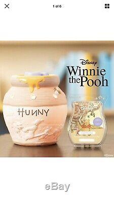 Scentsy Winnie L'ourson Hunny Pot Chaud Tout Neuf
