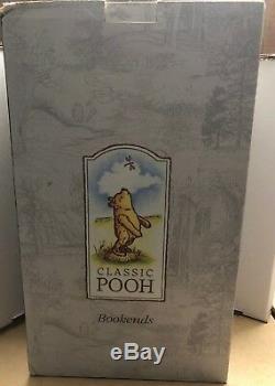 Serre-livres Poupées Winnie L'ourson Charpente Classic Bibliothèque Walt Disney Nursery 7