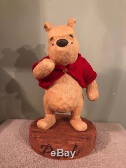 Statue De Figurine Disney Big Fig Winnie L'ourson
