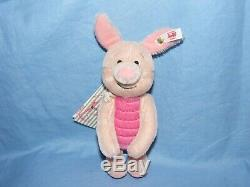 Steiff Disney Porcinet De Winnie L'ourson Édition Limitée 683657 20120