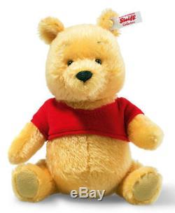 Steiff Disney Teddy Bear Winnie L'ourson Édition Limitée 683411 Epuisé