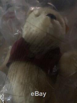 Steiff Disneys Winnie L'ourson Mohair Ean # 651755 À Partir De 2001 273,00 $ 10.5