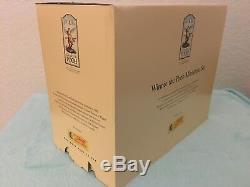 Steiff Winnie L'ourson Porcinet Mohair Classique Tigrou & Racine 2002 Mib 1001/5000