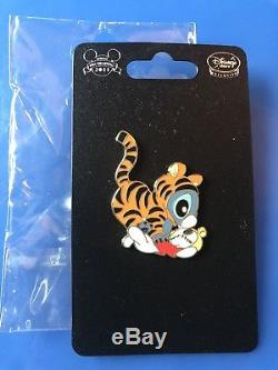 Stitch And Scrump Habillé En Tigrou Winnie L'ourson Japon Disney Halloween Pin