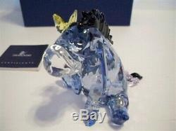 Swarovski Disney Bourriquet 1142842 Winnie L'ourson Et Pals Caractère Bnib Coa