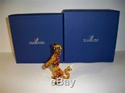 Swarovski Disney Tigrou Winnie L'ourson Caractère 1142841 Retraité Très Rare Nib