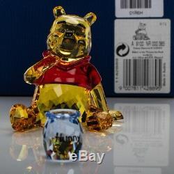 Swarovski Figurine Disney Winnie L'ourson Couleur 1142889