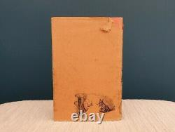 The House At Pooh Corner A. A. Milne 1929 3e Édition Incl Dust Jacket