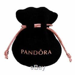 Véritable Pandora Argent 925 Disney Porcinet Winnie L'ourson + Pochette Charme