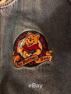 Veste Vintage Winnie The Pooh Xxxtentacion