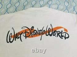Vintage 90s Disney Tigger T-shirt Grand Visage Tout Sur Imprimer Winnie Le Pooh Grand