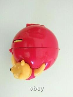 Vintage Disney Polly Pocket Playset Winnie Le Ballon Rouge Pooh Avec Chiffres