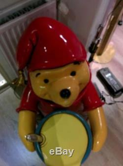 Walt Disney Wie Disney Winnie L'ourson Statue Figurine