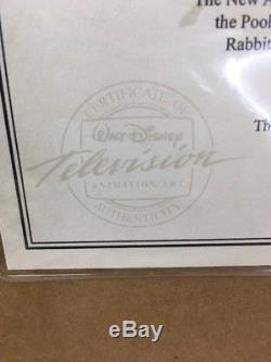 Walt Disney, Winnie L'ourson, Original, Célébrité