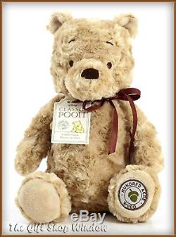 Winnie Classique Le Pooh Vrai Disney Bnwt Christopher Robin Superbe Cadeau