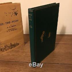 Winnie L'ourson, A A Milne (1926), True Première Édition, Au Royaume-uni