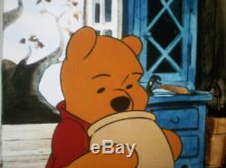 Winnie L'ourson Et Une Sacrée Journée Pour Bourriquet Sur 16 MM Vintage Film Disney Classique Carto