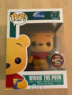 Winnie L'ourson Funko Pop 32 Rare