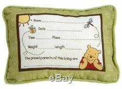Winnie L'ourson Jour Dans Le Parc Brown Green Lit De Bébé, Décor & More