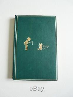 Winnie L'ourson Par A. A. Milne Première Édition 1926