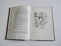 Winnie L'ourson Par A. A. Milne Première Édition 1er / 1er 1926 Signé Rare