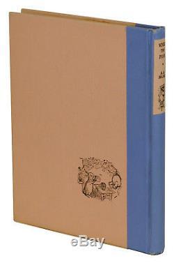 Winnie L'ourson Par A. A. Milne Signé Limited Première Édition 1926 1er Shepard
