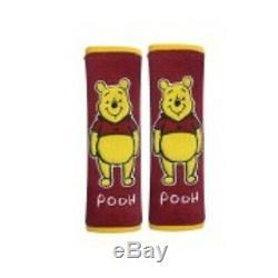 Winnie L'ourson Voiture Accessory Set (10 Pièces), Superbe Jeu Officiel Cadeau Pooh