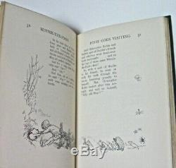 Winnie L'ourson! (première Édition / Impression En Premier! 1926!) Methuen London Milne Rare