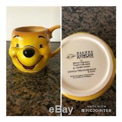 Winnie Le Pot De Thé Pooh Mis Excellent État Cardew Conception Limit Editions