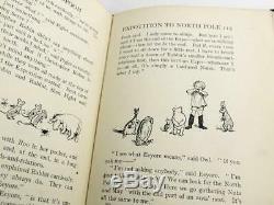 Winnie The Pooh 1ère Édition A. A. Milne 1926 Methuen & Co