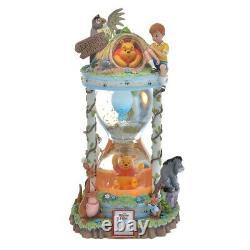 Winnie The Pooh Snow Globe Winnie L'ourson Et L'arbre À Miel 55e Anniversaire