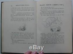 Winnie-pooh Milne, A. A. Illus. Par Shepard, E. H